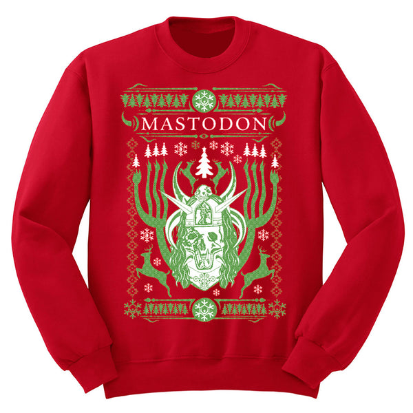 Emperor of Sand Holiday Crewneck Sweatshirt