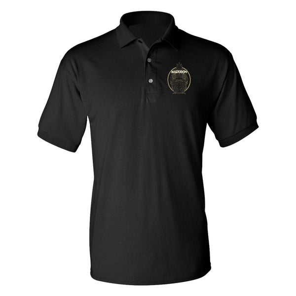Once More Round The Sun Logo Polo Shirt