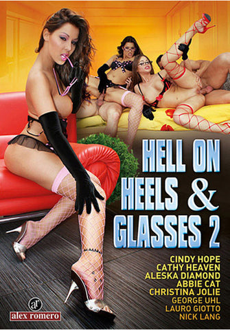 Hell On Heels & Glasses 2 Sex DVD