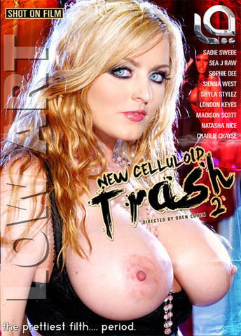 Cheap New Celluloid Trash 2 porn DVD