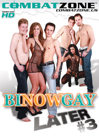 Cheap Bi Now, Gay Later 3 porn DVD