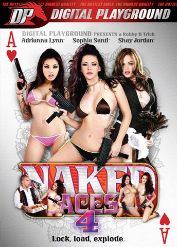 Cheap Naked Aces 4 porn DVD