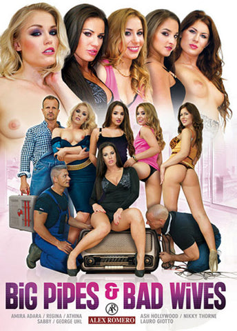 Big Pipes & Bad Wives Adult DVD