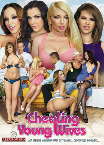 Cheap Cheating Young Wives porn DVD