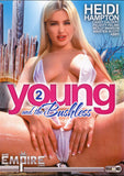 Young And The Bushless 2 XXX Adult DVD