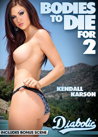 Cheap Bodies To Die For 2 porn DVD