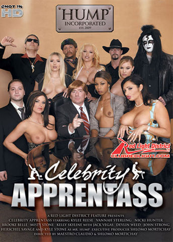 Cheap A Celebrity Apprentass porn DVD