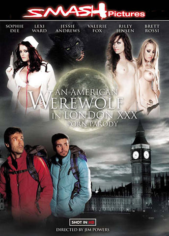 Cheap An American Werewolf In London XXX Porn Parody porn DVD