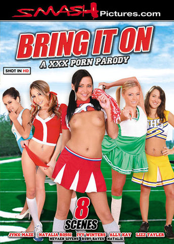 Cheap Bring It On: A XXX Porn Parody porn DVD