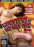 Cheap Monsters Of Shemale Cock 20 porn DVD