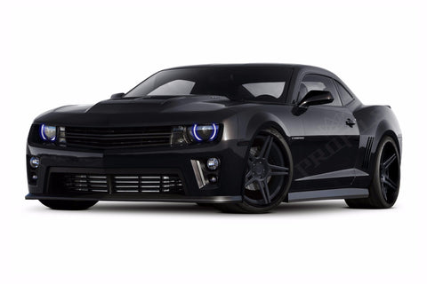 10-13 Chevrolet Camaro: Profile Pixel DRL Boards