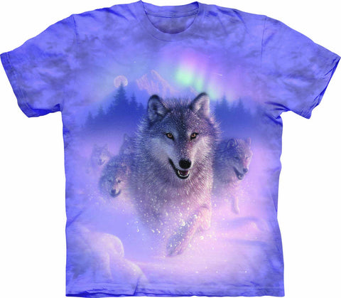 Lights of the North Wolves - FREE Shipping!