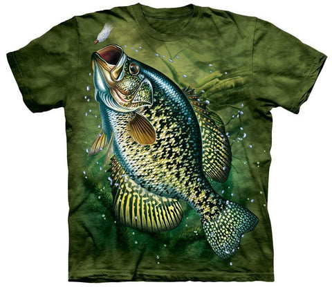 Fishing Shirt - Crappie