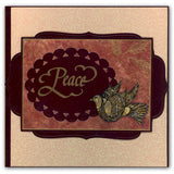 Dove of Peace <br/>Unmounted Clear Stamp Set
