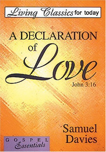 A Declaration of Love
