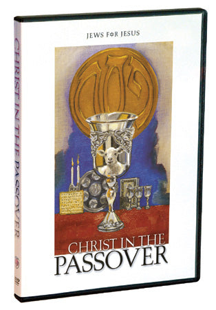 Christ in the Passover DVD
