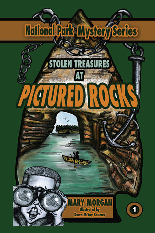 Stolen Treasures at Pictured Rocks