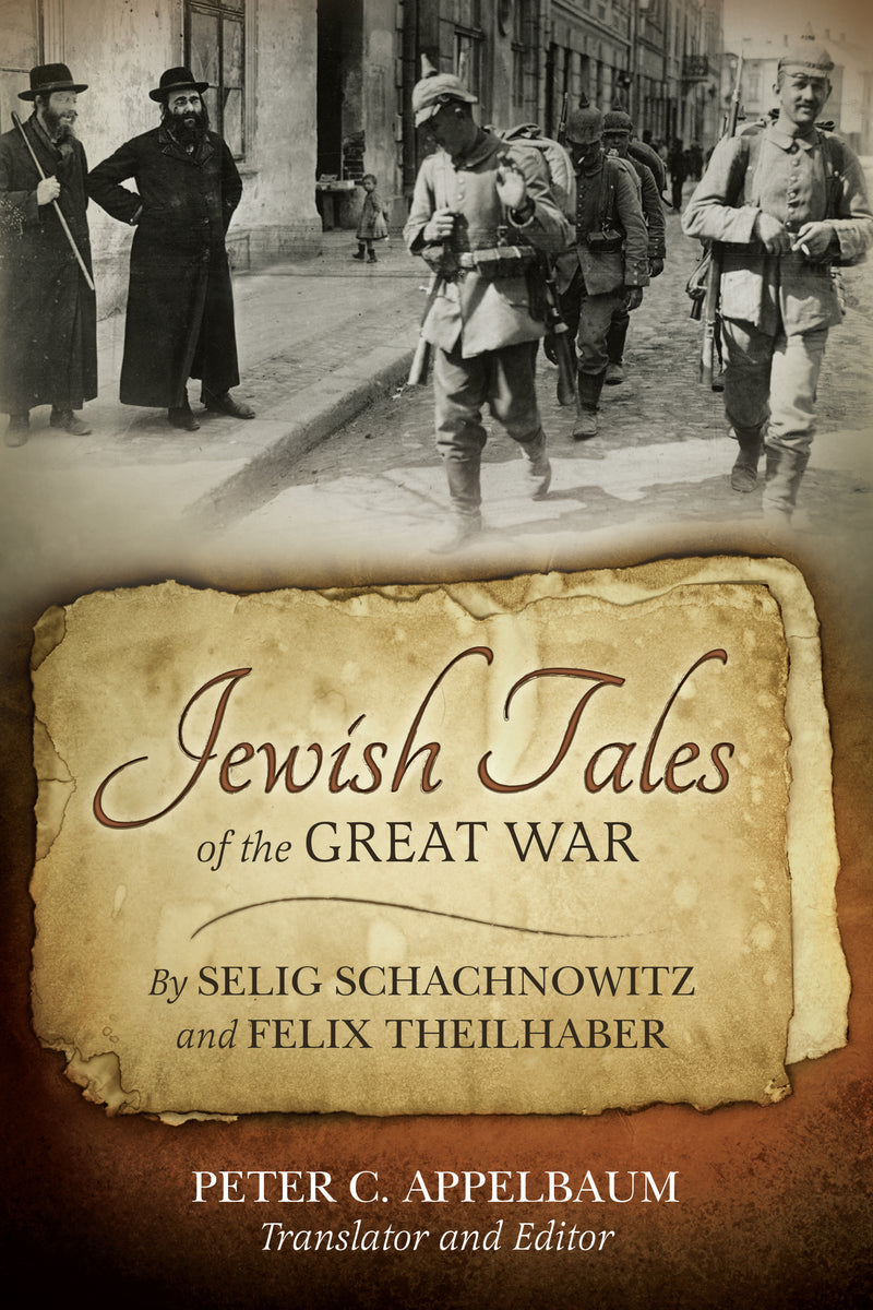 Jewish Tales of the Great War