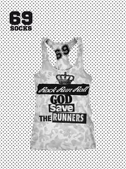 Camo Grey God Save The Runners