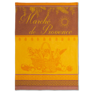 Marche de Provence French Jacquard Dish Towel by Coucke