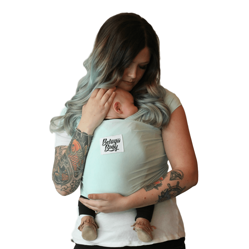 The Ana Light Seafoam (Limited Edition) - Beluga Baby Store