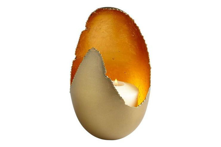 Egg Candleholder Large