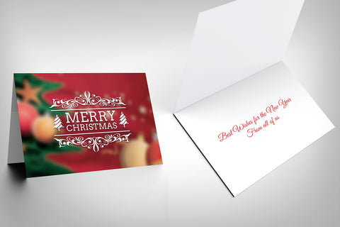Christmas Card Design I