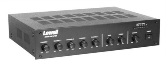 250 Watt Mixer Amplifier