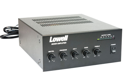 30 Watt Mixer Amplifier