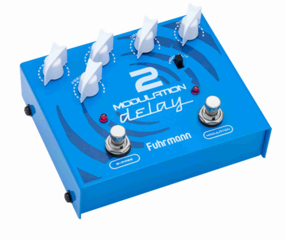 MODULATION DELAY 2 - AMERICAN RECORDER TECHNOLOGIES, INC. - 1