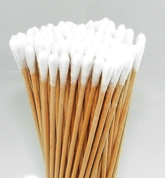 Cotton Swabs - bag of 100 - AMERICAN RECORDER TECHNOLOGIES, INC.