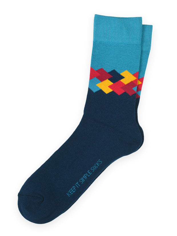 Keep It Simple Socks Color Dash 2.0 Socks