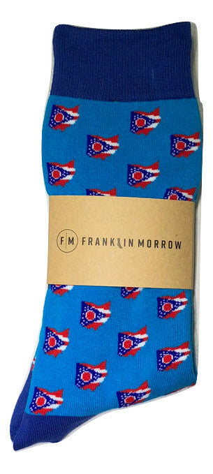 Franklin Morrow O-H Sock