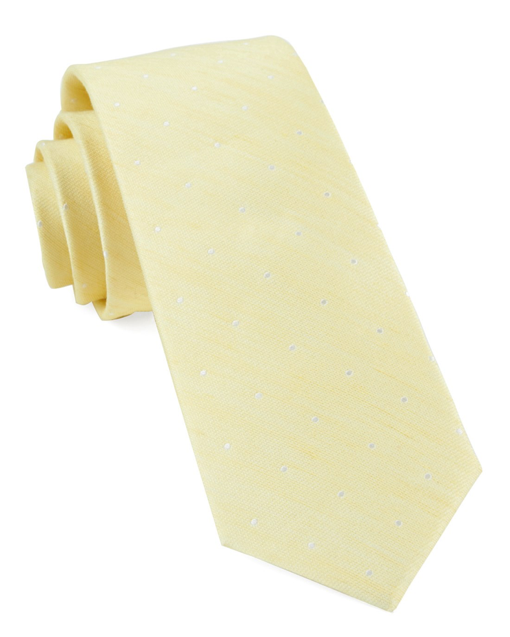 Butter Bulletin Dot Tie