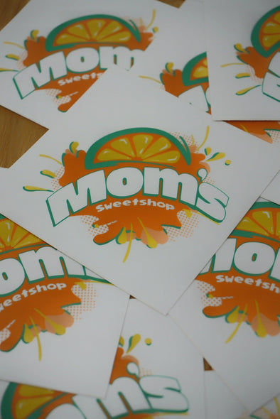 Mom's Crush Sticker