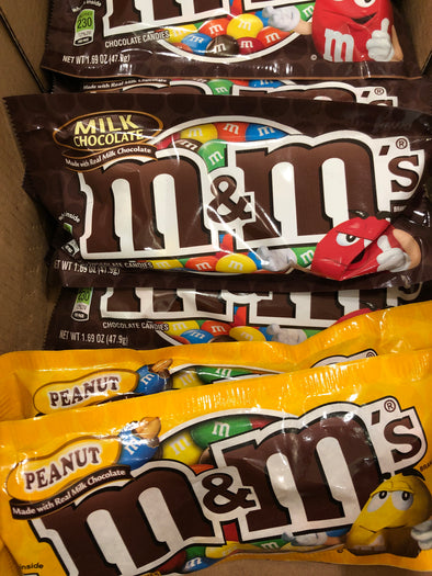M&M's Peanut- Bag