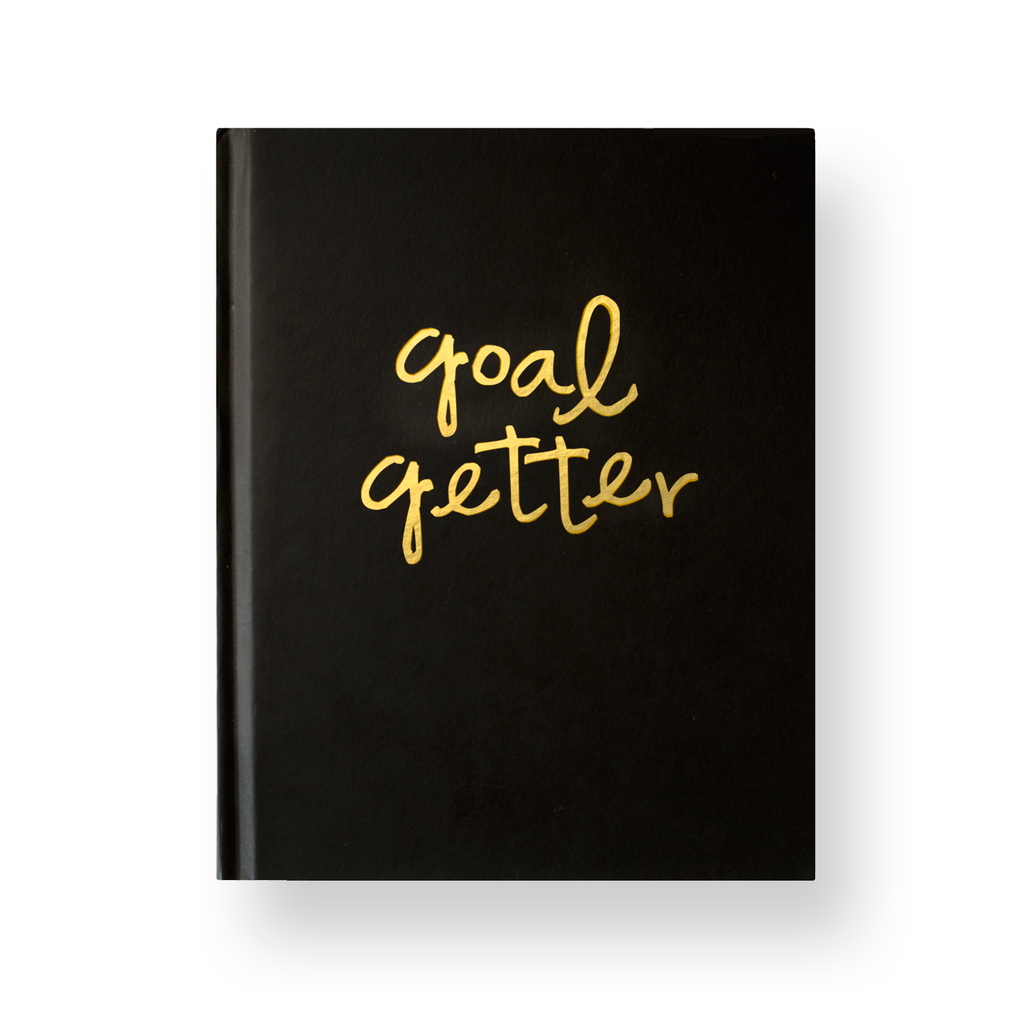 goal getter: fitspiration gratitude + fitness journal