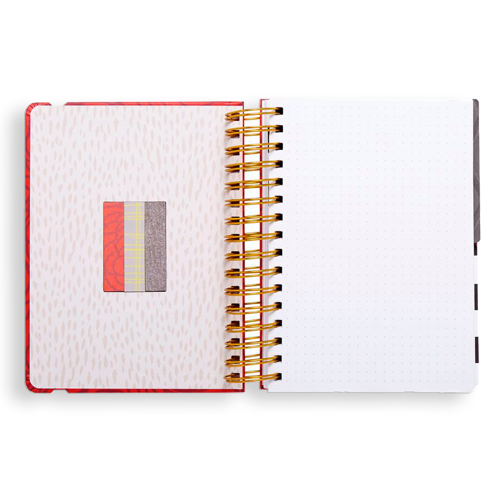 make it happen: 3-in-1 notebook