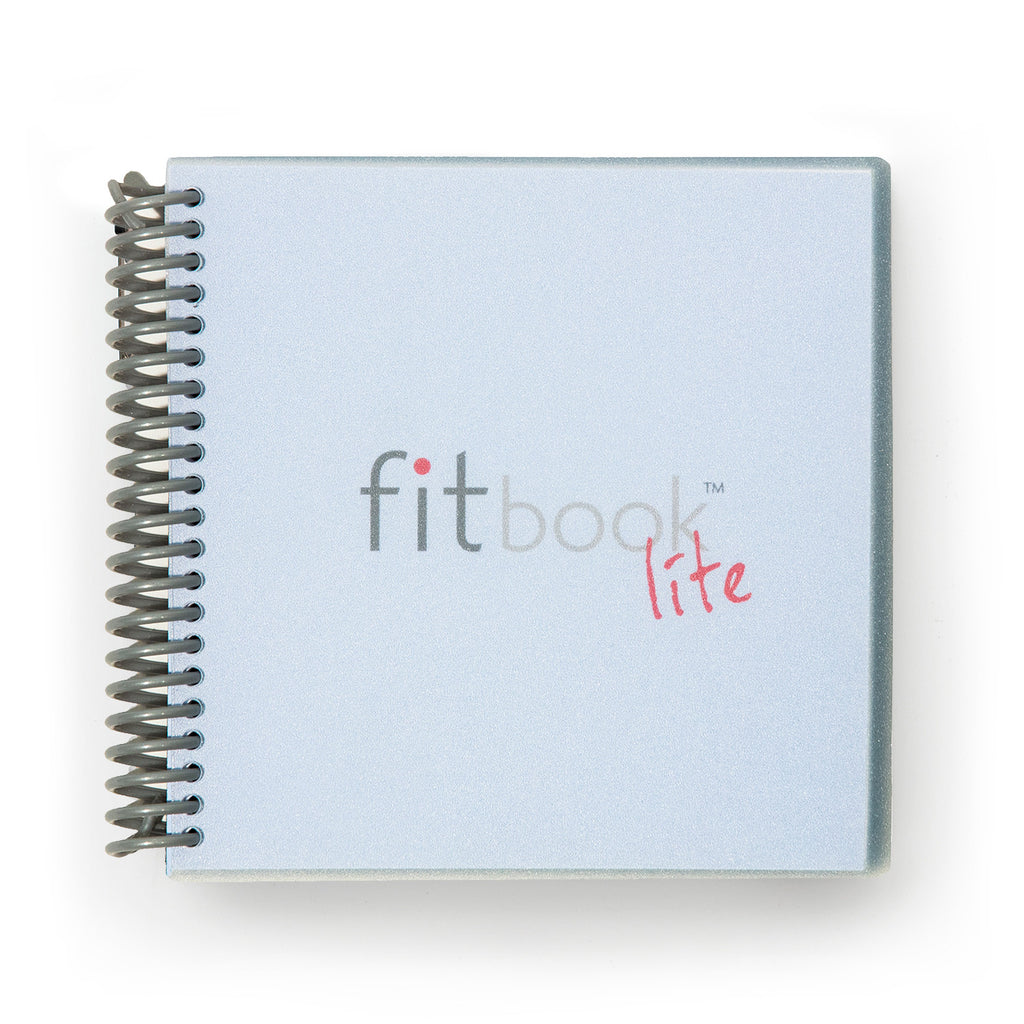 fitbook lite: 6-week healthy weight loss journal