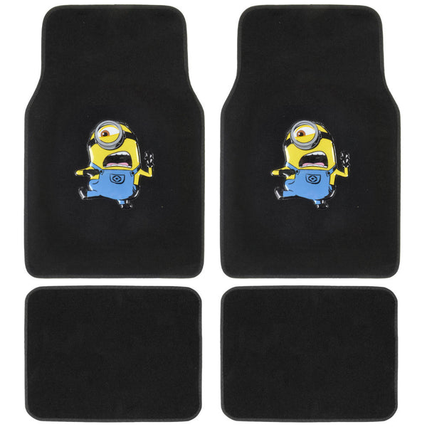 Despicable Me Minions Car Floor Mats -
