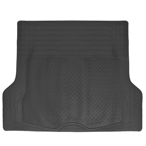 BDK All Season Tough Cargo Liner Trunk Mat in - Heavy Duty & Customizable (3 Colors)