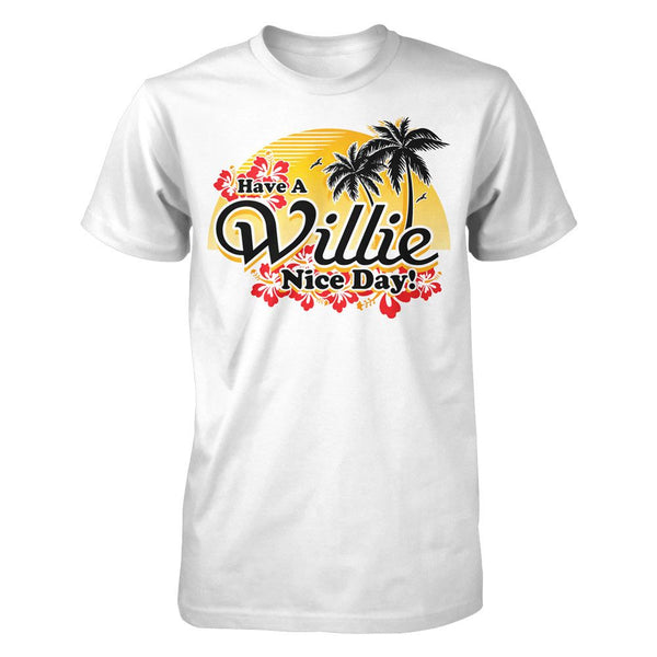 Willie Nice Day Maui Tee