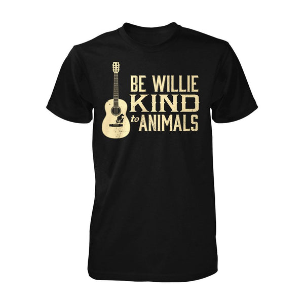 Be Willie Kind to Animals Trigger Tee