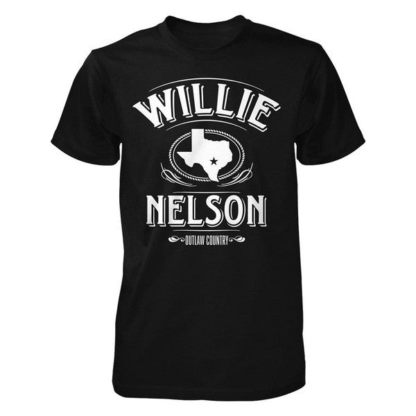 Outlaw Country Texas Tee