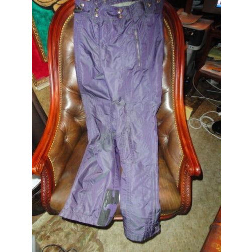 Spyder Active Sports Ski Pants USA Medium in Purple  preowned