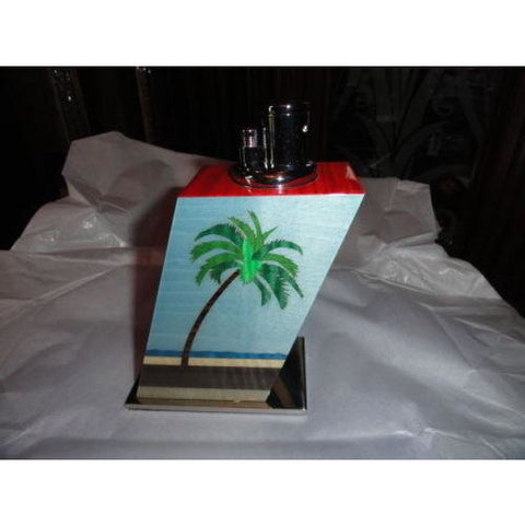 Elie Bleu Casa Cubana Sycamore Multicolor Large size Table Lighter