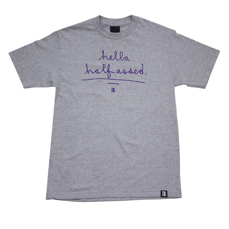 True Mens Hella T-Shirt Heather - Shop True Clothing