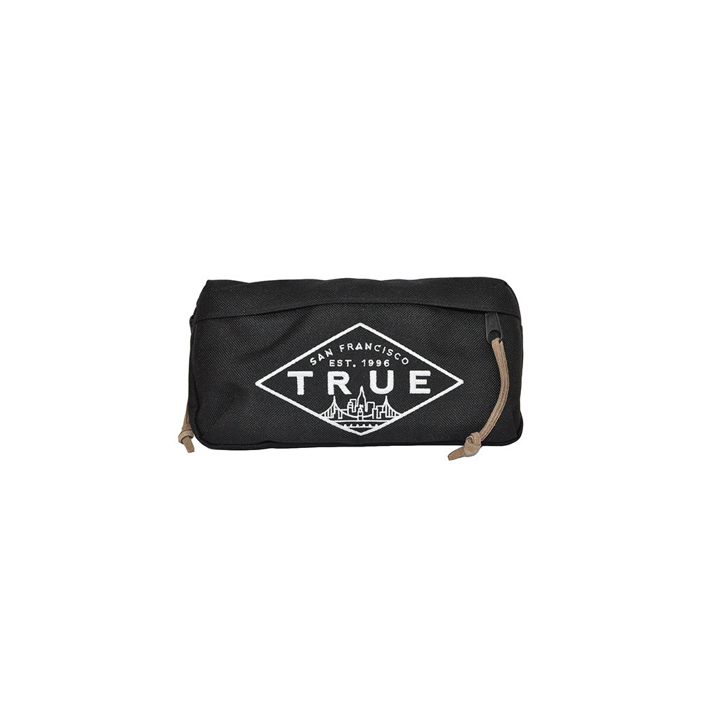 True x Jansport Established Basic Waisted Fanny Pack, Black - Shop True Clothing