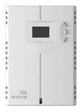HAG2000-CO2 monitor / transmitter is used to monitoring room CO2 level, 0~10V DC analog outputs.