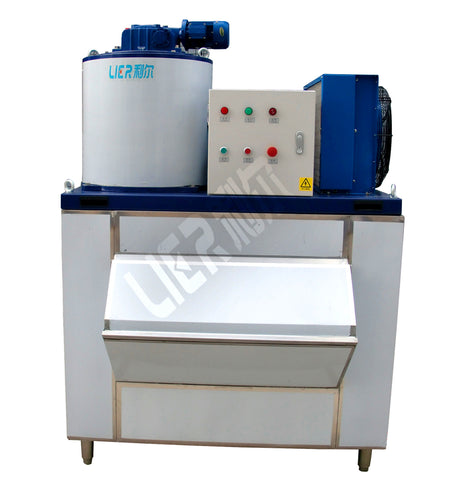 Ice Machine 1500kg Flake ice maker.